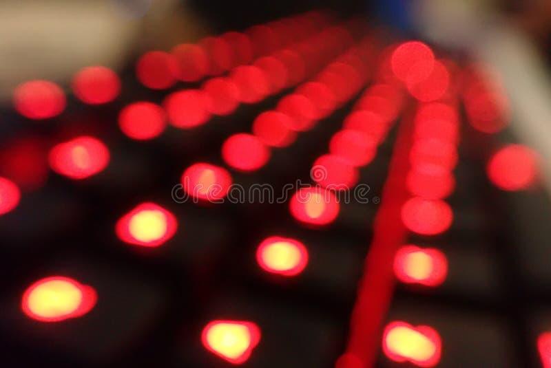 Θαμπά πολύχρωμα φώτα στοκ φωτογραφίες με δικαίωμα ελεύθερης χρήσης
