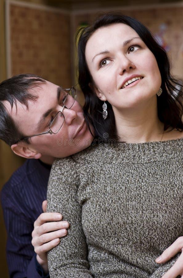 θαυμασμός της γυναίκας &alph στοκ φωτογραφία με δικαίωμα ελεύθερης χρήσης
