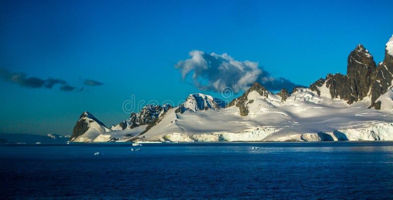 Θαλασσοταραχές στην ανταρκτική στοκ εικόνες με δικαίωμα ελεύθερης χρήσης