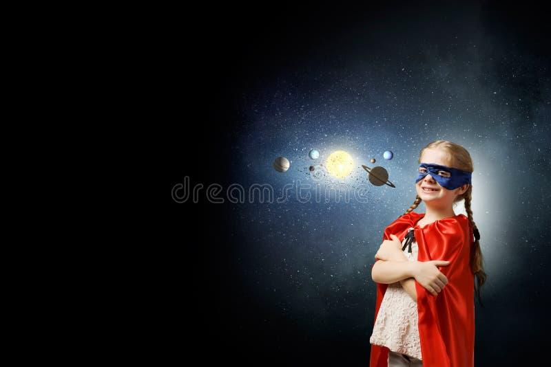 Θα είμαι αστροναύτης στοκ εικόνες