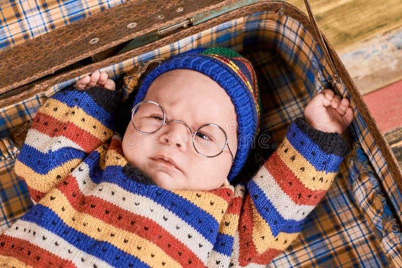 θεάματα μωρών στοκ φωτογραφία με δικαίωμα ελεύθερης χρήσης