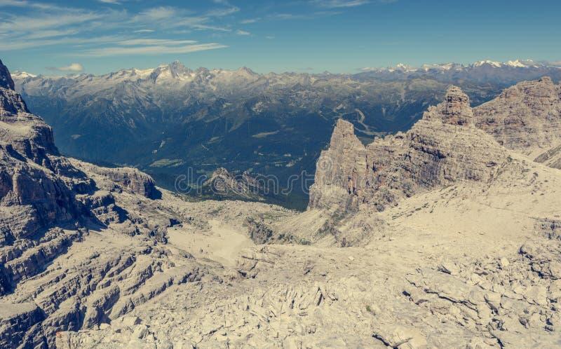 Θεαματική θέα βουνού στοκ φωτογραφία με δικαίωμα ελεύθερης χρήσης