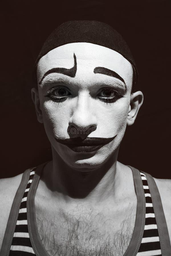 Θεατρικός δράστης στοκ εικόνες με δικαίωμα ελεύθερης χρήσης