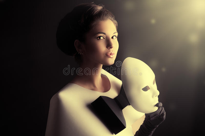θεατρικός στοκ φωτογραφία με δικαίωμα ελεύθερης χρήσης