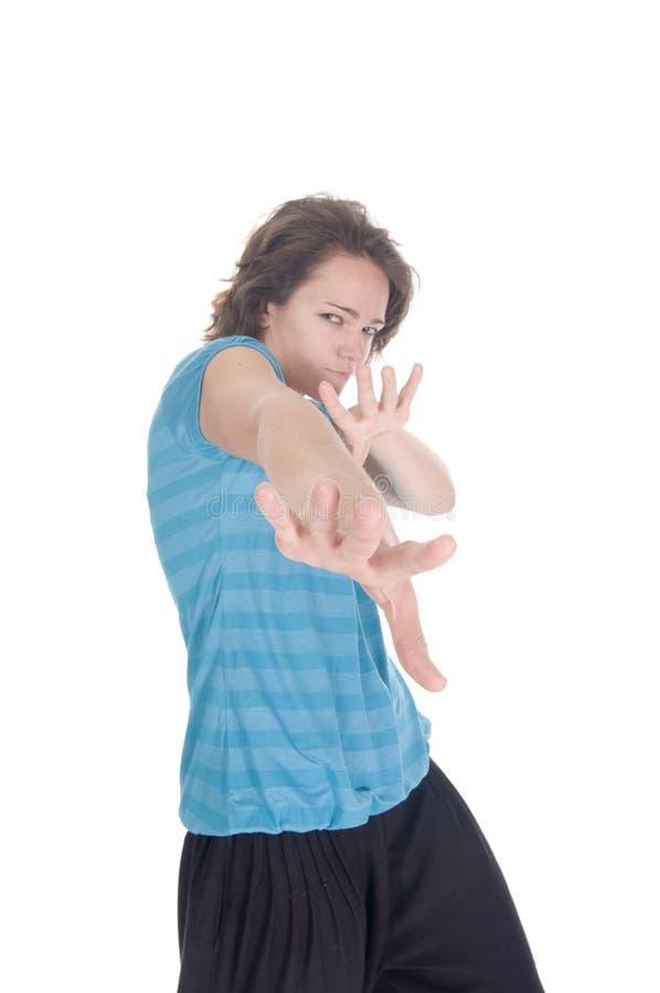 Θελήστε να χορεψετε με σας στοκ φωτογραφία