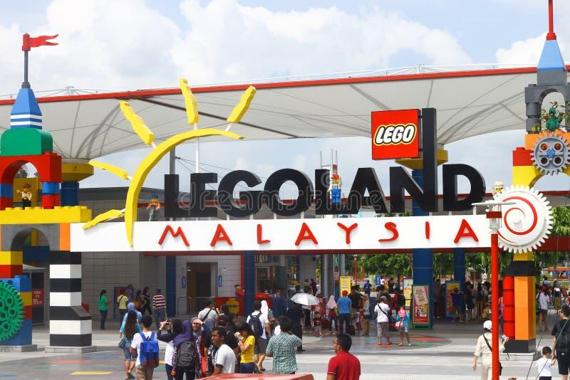 Θεματικό πάρκο της Μαλαισίας Legoland στοκ φωτογραφία με δικαίωμα ελεύθερης χρήσης
