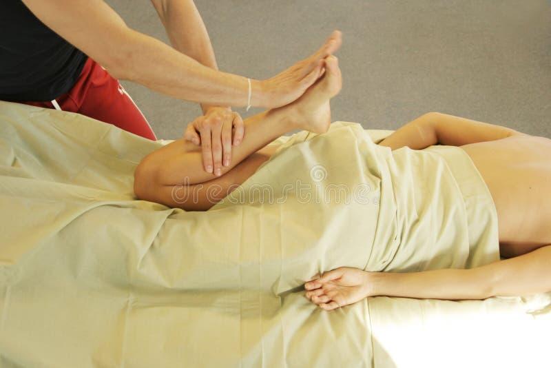 θεραπεία μασάζ ποδιών στοκ εικόνες με δικαίωμα ελεύθερης χρήσης