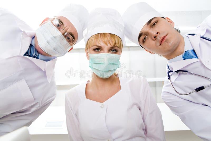 θεραπευτές στοκ φωτογραφία