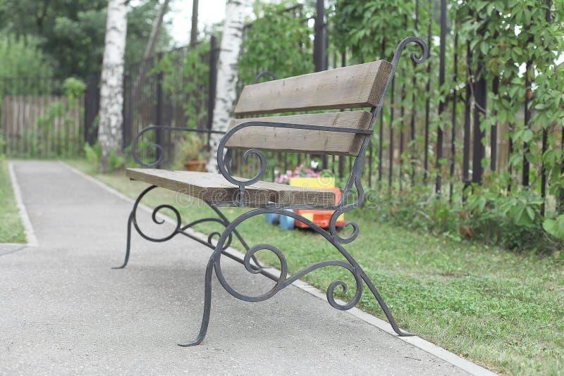 Θερινή πίσω αυλή στοκ εικόνα με δικαίωμα ελεύθερης χρήσης