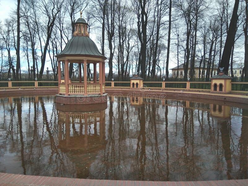 θερινός κήπος Peter στοκ εικόνα με δικαίωμα ελεύθερης χρήσης