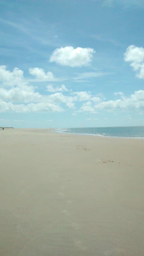 Θερινός ωκεανός στοκ εικόνα με δικαίωμα ελεύθερης χρήσης