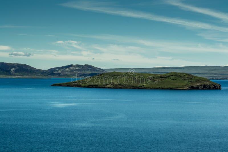 Θερινό εθνικό πάρκο Ισλανδία στοκ φωτογραφίες