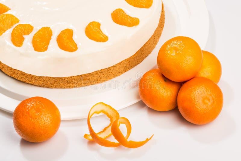 Θερινό κέικ στοκ φωτογραφία