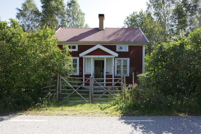 Θερινό σπίτι στοκ εικόνα