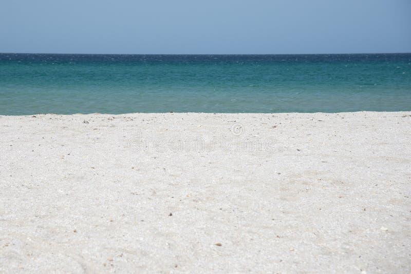 Θερινό τοπίο στη Μαύρη Θάλασσα στοκ φωτογραφία με δικαίωμα ελεύθερης χρήσης