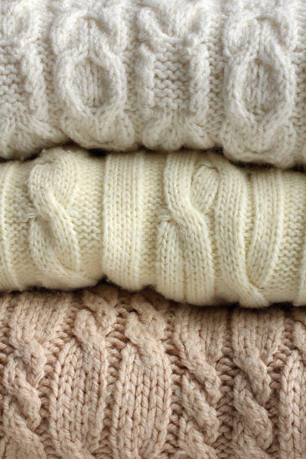 Θερμά πουλόβερ στοκ φωτογραφία με δικαίωμα ελεύθερης χρήσης