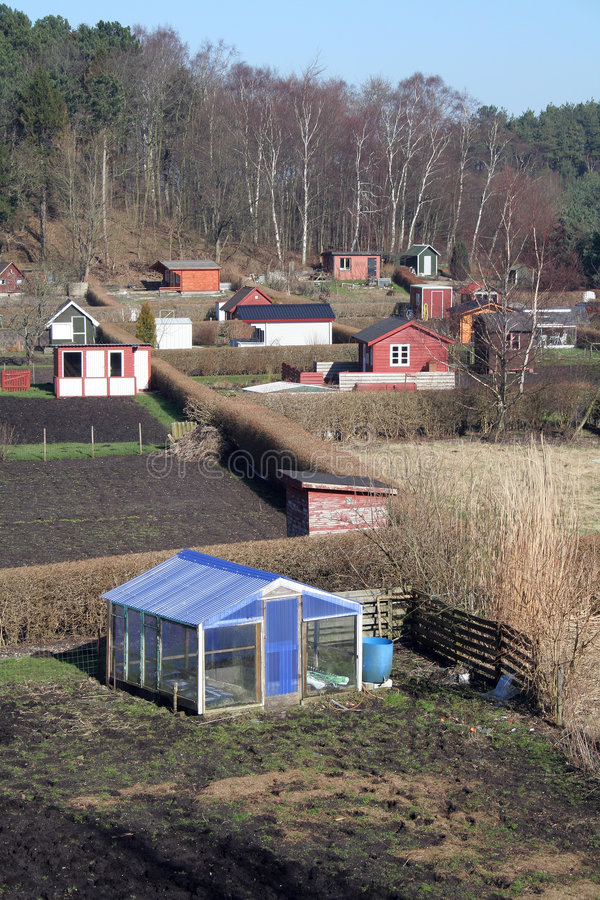 θερμοκήπιο διανομών στοκ φωτογραφία με δικαίωμα ελεύθερης χρήσης