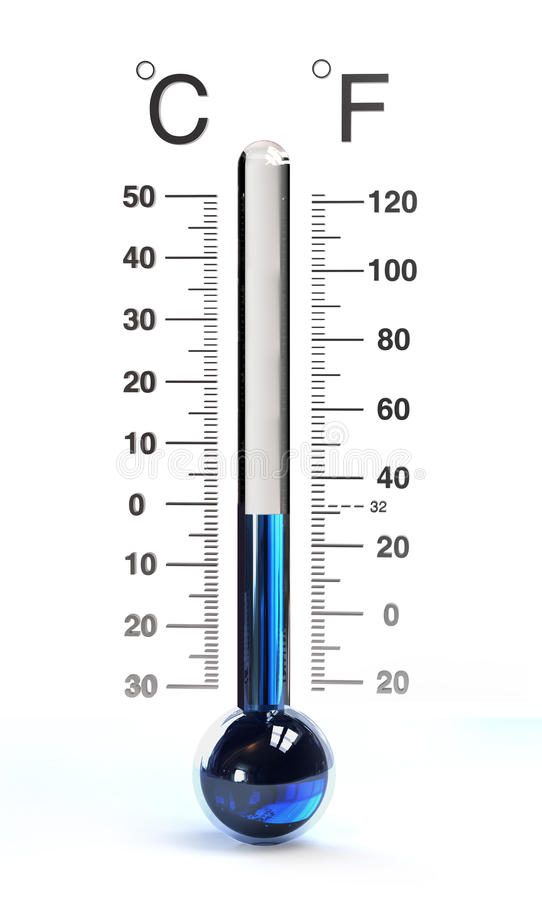 θερμόμετρο ελεύθερη απεικόνιση δικαιώματος