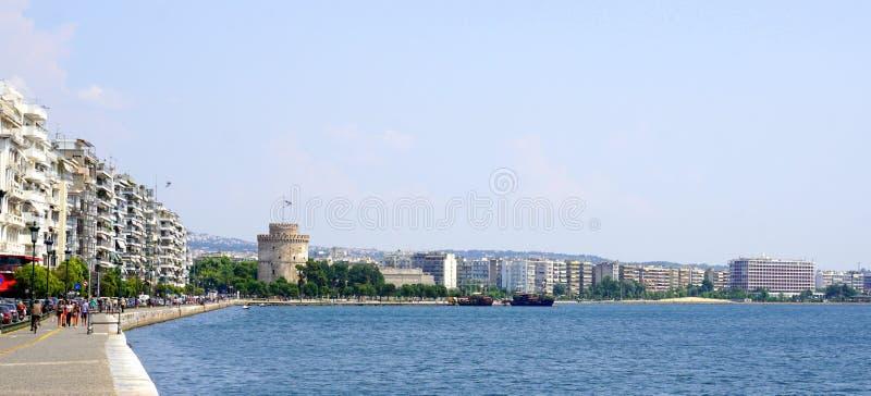 Θεσσαλονίκη στοκ εικόνα με δικαίωμα ελεύθερης χρήσης