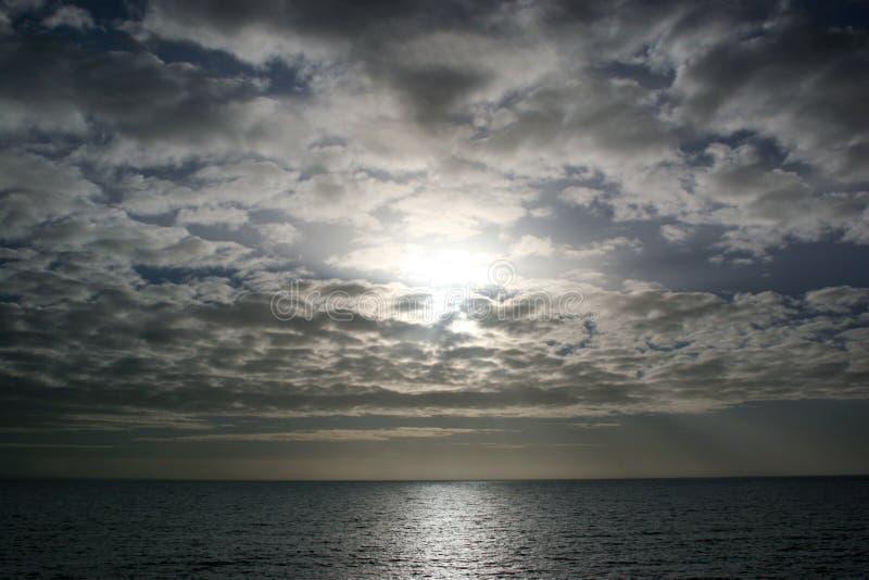 θεϊκό φως στοκ φωτογραφία