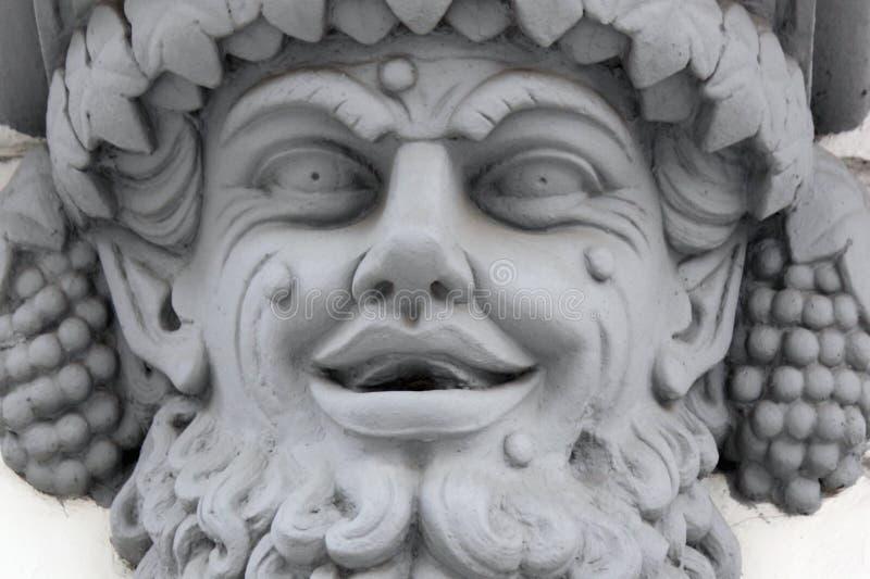 Θεός Dionysus (ελληνικά - Dyonys, Dionysus, Lat. Bacchus) στοκ φωτογραφία με δικαίωμα ελεύθερης χρήσης