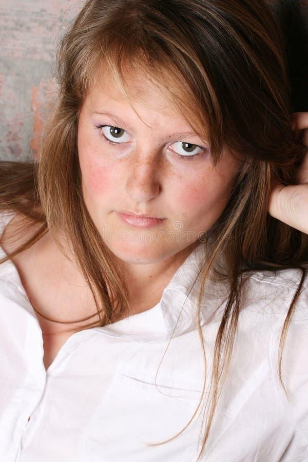 θηλυκές νεολαίες στοκ φωτογραφίες