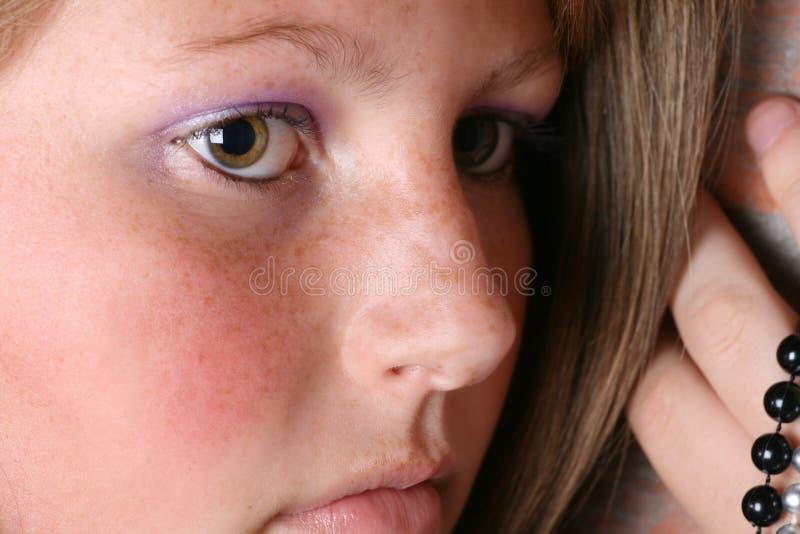 θηλυκές νεολαίες στοκ εικόνες με δικαίωμα ελεύθερης χρήσης