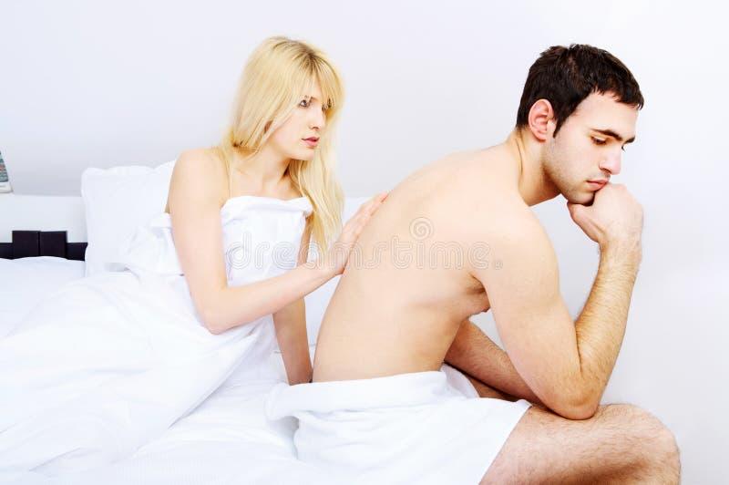 θηλυκή εστίαση ζευγών πο στοκ εικόνες με δικαίωμα ελεύθερης χρήσης