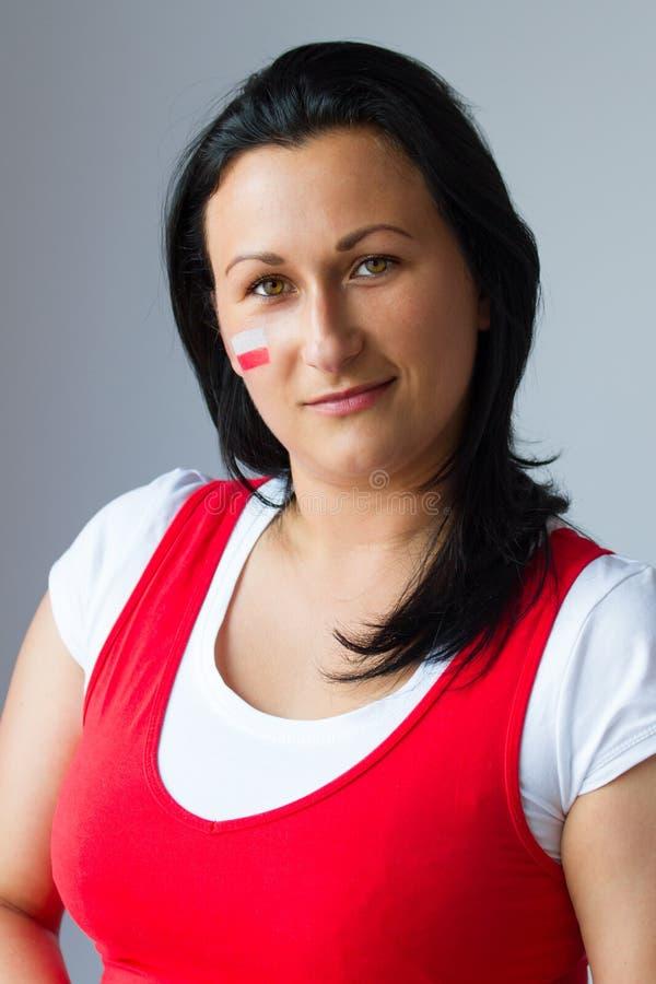θηλυκή ομάδα πορτρέτου στιλβωτικής ουσίας ανεμιστήρων στοκ φωτογραφία με δικαίωμα ελεύθερης χρήσης