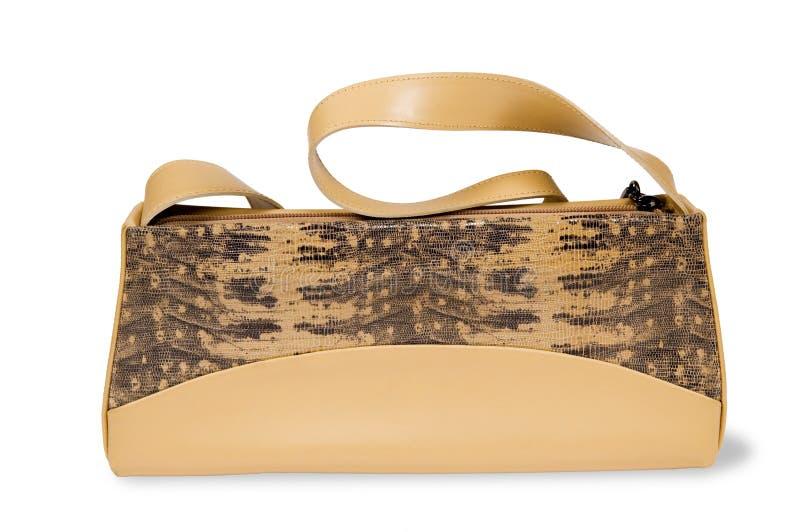 Download θηλυκή τσάντα στοκ εικόνα. εικόνα από απομονωμένος, περίκομψος - 13184017