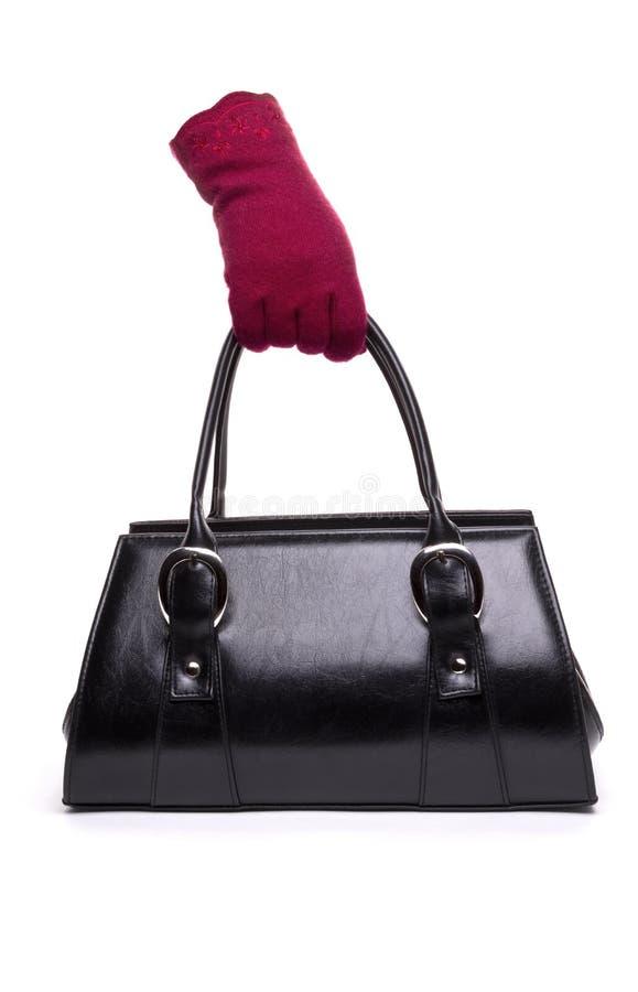Θηλυκή τσάντα στοκ εικόνες