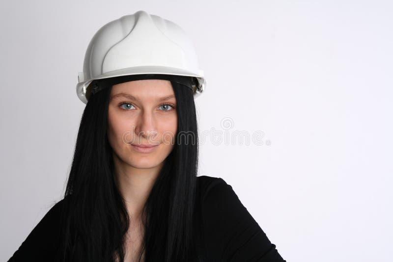θηλυκό μηχανικών στοκ φωτογραφία
