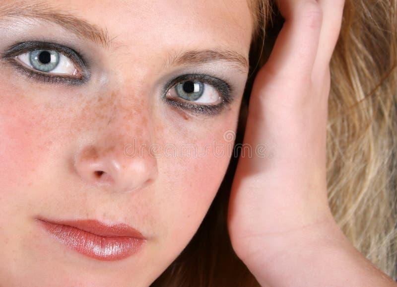 θηλυκό μοντέλο στοκ εικόνα