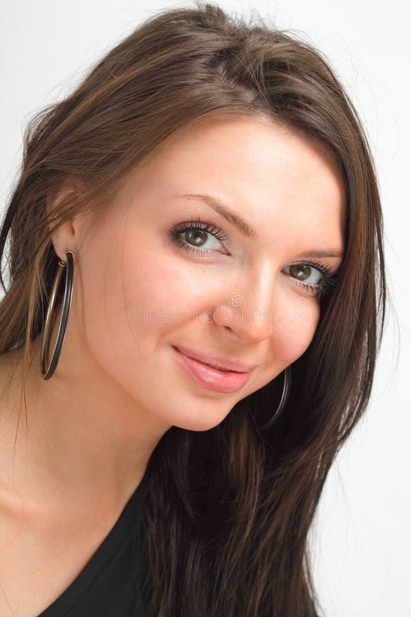 θηλυκό πορτρέτο στοκ εικόνες με δικαίωμα ελεύθερης χρήσης