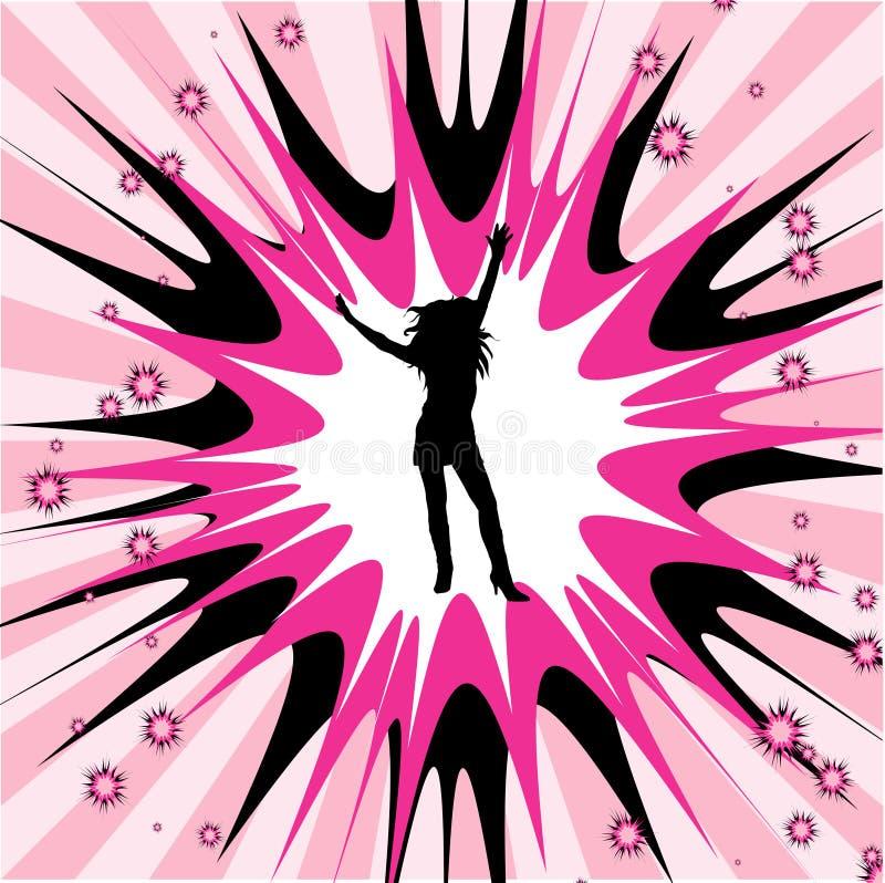 θηλυκό προκλητικό απεικόνιση αποθεμάτων