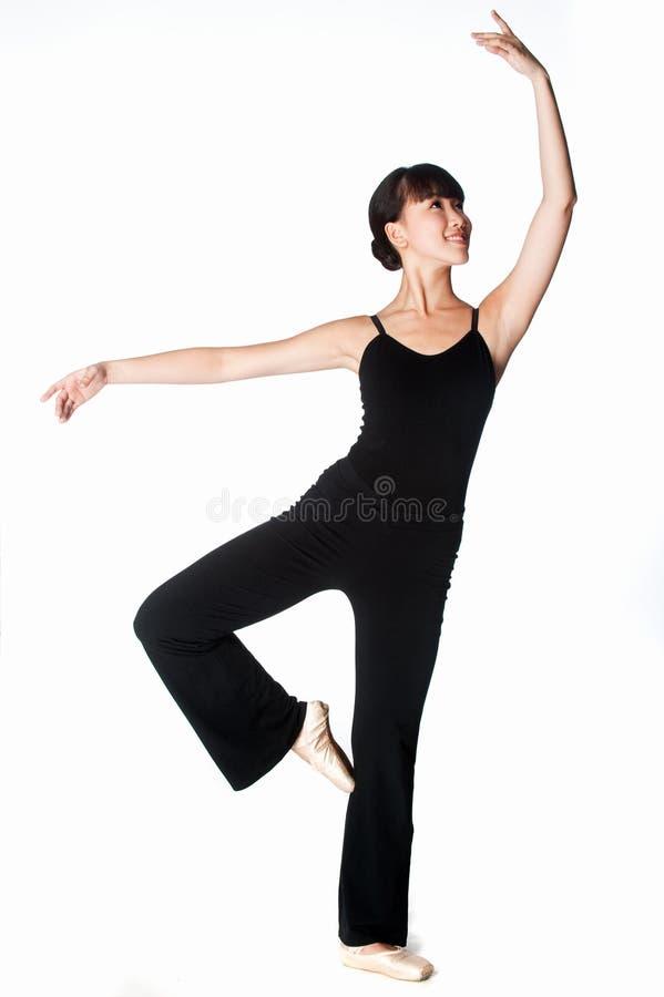 Θηλυκό Ballerina στοκ εικόνα με δικαίωμα ελεύθερης χρήσης