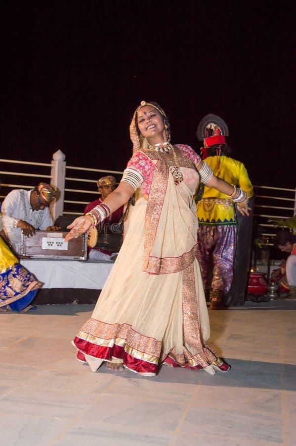 Θηλυκός χορευτής στοκ φωτογραφία