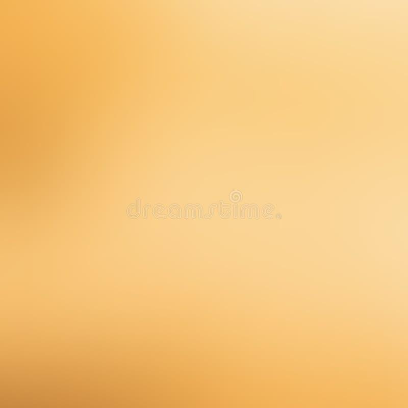 Θολωμένο περίληψη πορτοκαλί υπόβαθρο για το σχέδιό σας ελεύθερη απεικόνιση δικαιώματος