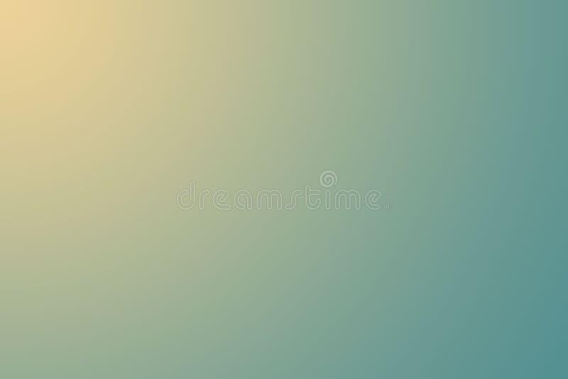 Θολωμένο πράσινο και κίτρινο υπόβαθρο χρώματος Αφηρημένο σχέδιο ταπετσαριών υπολογιστών γραφείου κλίσης για το περιεχόμενό σας ελεύθερη απεικόνιση δικαιώματος