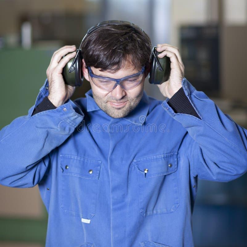 θορυβώδης εργασιακός χώρος στοκ φωτογραφία με δικαίωμα ελεύθερης χρήσης