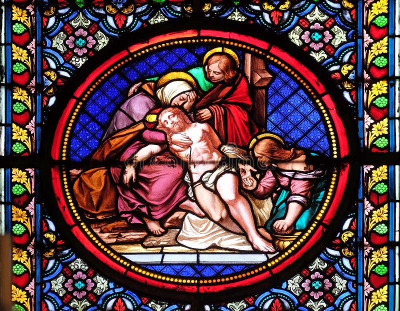 Θρήνος Χριστού στοκ φωτογραφία με δικαίωμα ελεύθερης χρήσης