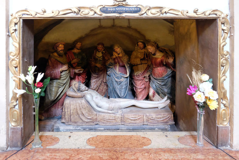 θρήνος Χριστού στοκ φωτογραφίες με δικαίωμα ελεύθερης χρήσης