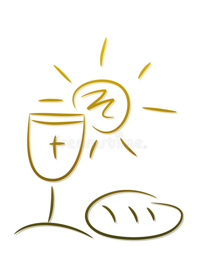 θρησκευτικά σύμβολα απεικόνιση αποθεμάτων