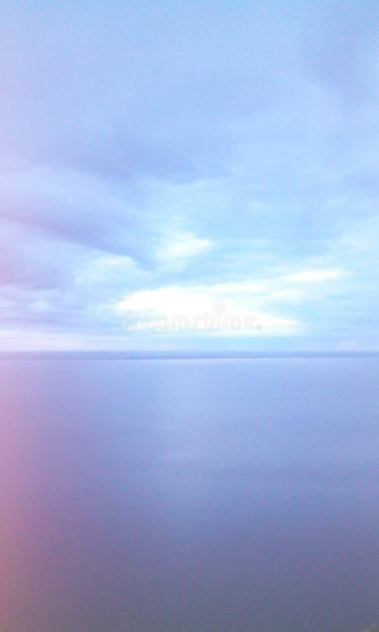 Θυελλώδης καιρός σύννεφων στοκ εικόνα με δικαίωμα ελεύθερης χρήσης