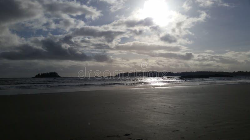 Θυελλώδη sunsets στοκ φωτογραφίες με δικαίωμα ελεύθερης χρήσης