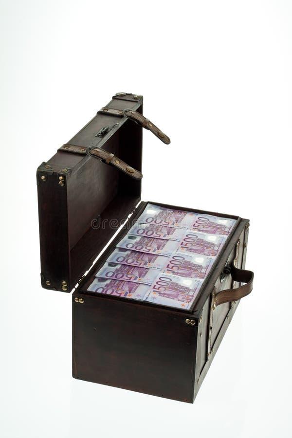 θωρακικό ευρώ τραπεζογ&rho στοκ εικόνες