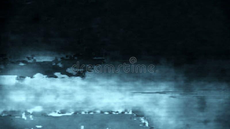 Θόρυβος 0730 TV στοκ εικόνες
