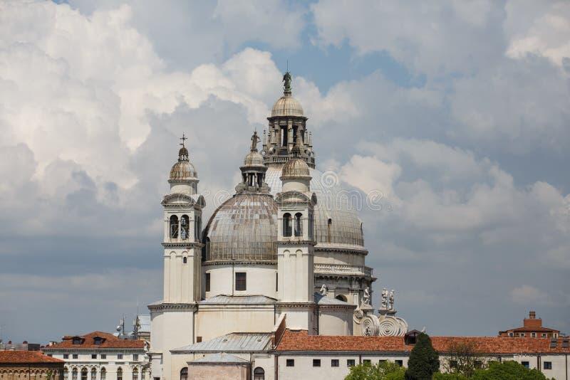 Θόλοι εκκλησιών της Βενετίας στοκ φωτογραφίες