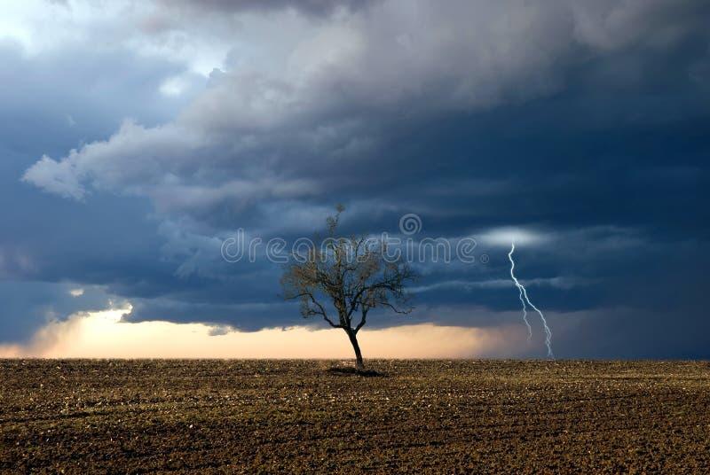θύελλα οριζόντων στοκ εικόνες με δικαίωμα ελεύθερης χρήσης