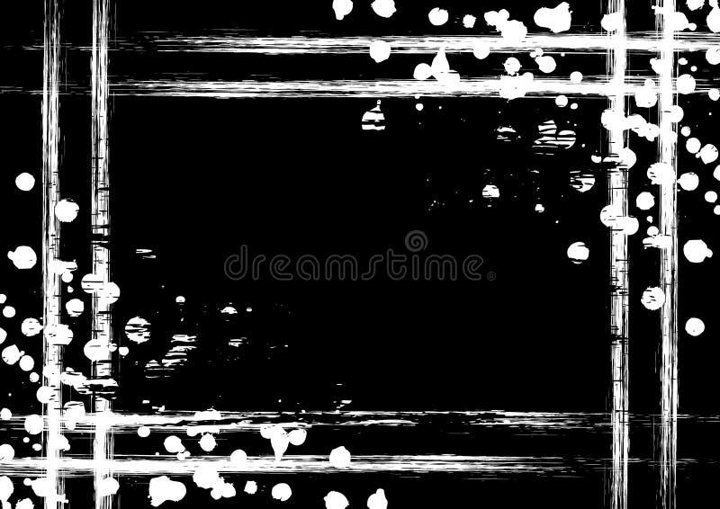 διάνυσμα κάλυψης Cd ανασκόπησης grunge απεικόνιση αποθεμάτων